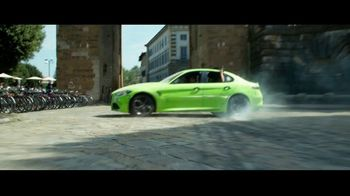 Alfa Romeo TV Spot, '6 Underground: Perfect' [T1] - 1490 commercial airings