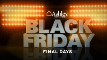 Ashley HomeStore Black Friday TV Spot, 'Final Days: Queen Panel Bed' Song by Midnight Riot - Thumbnail 2