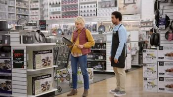 Bed Bath & Beyond Black Friday TV Spot, 'For the House: 25% Off' - Thumbnail 3