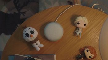 Google Home Mini TV Spot, 'Frozen 2: Exclusive Stories: $19'