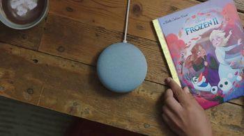 Google Home Mini TV Spot, 'Frozen 2: Exclusive Stories: $19' - Thumbnail 4