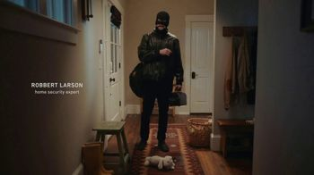 SimpliSafe TV Spot, 'Robbert: Like a Pro: Save 25 Percent + Free Camera' - 6 commercial airings