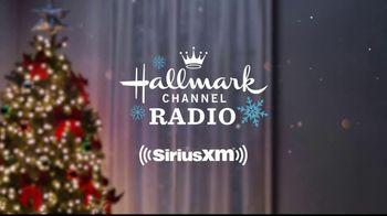 Hallmark Channel Radio TV Spot, 'SiriusXM: It's Back' Song by Brenda Lee