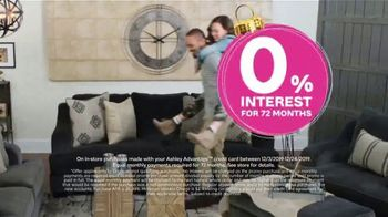 Ashley HomeStore TV Spot, 'Home for the Holidays: 25 Percent' Song by Midnight Riot - Thumbnail 4