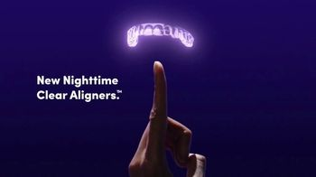 Smile Direct Club Nighttime Clear Aligners TV Spot, '60 Percent Less Than Braces'