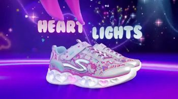 SKECHERS Heart Lights TV Spot, 'Glitter and Glow' - Thumbnail 2
