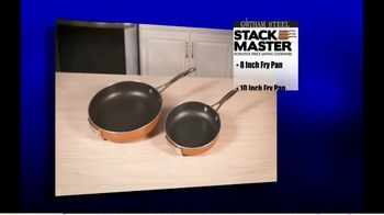 Gotham Steel Stack Master Cookware TV Spot, 'Get Your Space Back' - Thumbnail 7