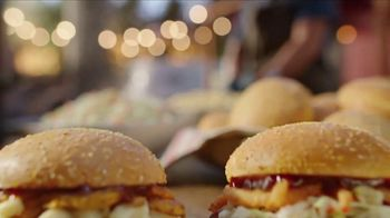 Arby's Southern Smokehouse BBQ Sandwiches TV Spot, 'Go On Now, Get!' - Thumbnail 5
