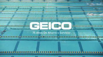 GEICO TV Spot, 'Equipo de natación' [Spanish] - Thumbnail 8
