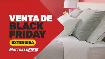 Mattress Firm Venta de Black Friday TV Spot, 'Extendida: BlanQuil y Serta' [Spanish] - Thumbnail 1