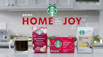 Starbucks TV Spot, 'Bring Home the Joy'