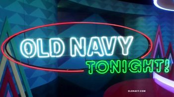 Old Navy TV Spot, 'Old Navy Tonight: You Get a Gift: 50 Percent Off Storewide' Feat. Neil Patrick Harris - Thumbnail 1