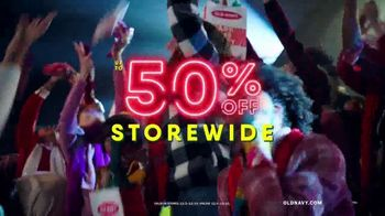Old Navy TV Spot, 'Old Navy Tonight: You Get a Gift: 50 Percent Off Storewide' Feat. Neil Patrick Harris - 1197 commercial airings