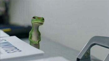GEICO TV Spot, 'The Gecko Makes Copies'