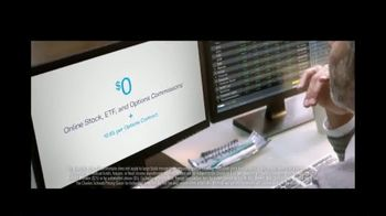 Charles Schwab TV Spot, 'You Know Better: Commission Free Online Trades' - Thumbnail 1