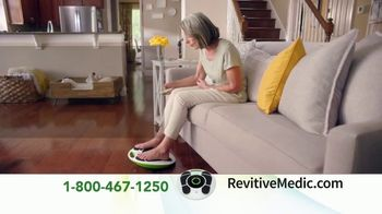 Revitive Medic Circulation Booster TV Spot, 'Lost The Spring in Your Step'