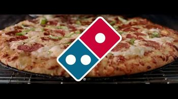 Domino's TV Spot, 'Right Now: 50% Off' - Thumbnail 1