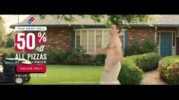Domino's TV Spot, 'Right Now: 50% Off' - Thumbnail 7