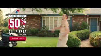 Domino's TV Spot, 'Right Now: 50 Percent Off' - Thumbnail 7