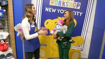 Build-A-Bear Workshop TV Spot, 'Open House: Making Gifts With Heart' Featuring Sara Gore