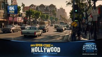 DIRECTV Cinema TV Spot, 'Once Upon a Time in Hollywood'