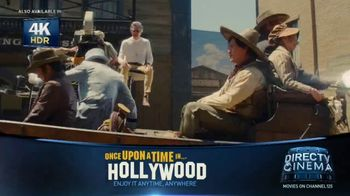 DIRECTV Cinema TV Spot, 'Once Upon a Time in Hollywood' - Thumbnail 5