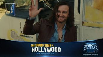 DIRECTV Cinema TV Spot, 'Once Upon a Time in Hollywood' - Thumbnail 6