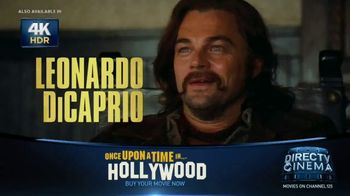 DIRECTV Cinema TV Spot, 'Once Upon a Time in Hollywood' - Thumbnail 7