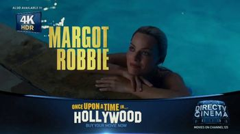 DIRECTV Cinema TV Spot, 'Once Upon a Time in Hollywood' - Thumbnail 8