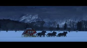 Wells Fargo TV Spot, 'Carruaje y hombre de nieve' [Spanish] - 189 commercial airings