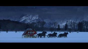 Wells Fargo TV Spot, 'Carruaje y hombre de nieve' [Spanish]