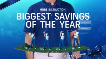 GolfPass TV Spot, 'Holidays: Unwrap the Lowest Prices of the Season'