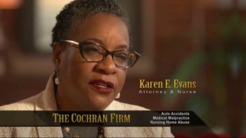 The Cochran Law Firm TV Spot, 'Real Talk: Karen on Being a Lawyer' - Thumbnail 3