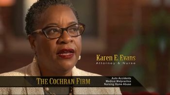 The Cochran Law Firm TV Spot, 'Real Talk: Karen on Being a Lawyer' - Thumbnail 4