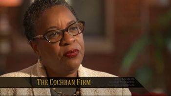 The Cochran Law Firm TV Spot, 'Real Talk: Karen on Being a Lawyer' - Thumbnail 7