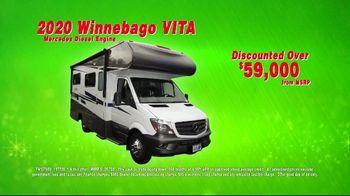 La Mesa RV Holiday RV Show TV Spot, '2020 Winnebago Vita: $59,000' - Thumbnail 5