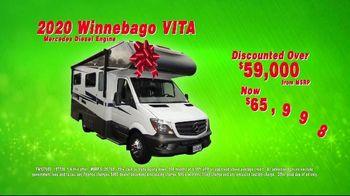 La Mesa RV Holiday RV Show TV Spot, '2020 Winnebago Vita: $59,000' - Thumbnail 6
