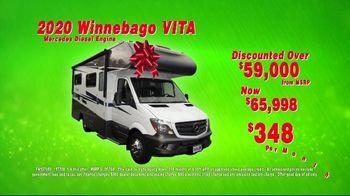 La Mesa RV Holiday RV Show TV Spot, '2020 Winnebago Vita: $59,000' - Thumbnail 7