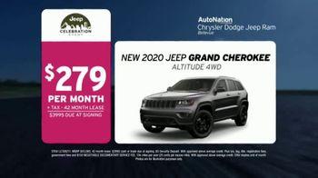 AutoNation TV Spot, 'Go Time: 2020 Jeep Cherokee' - Thumbnail 5