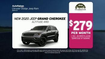 AutoNation TV Spot, 'Go Time: 2020 Jeep Cherokee' - Thumbnail 6