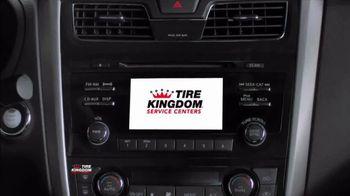 Tire Kingdom TV Spot, 'Buy Three, Get One Free: $50 Mail-In Rebate' - Thumbnail 1