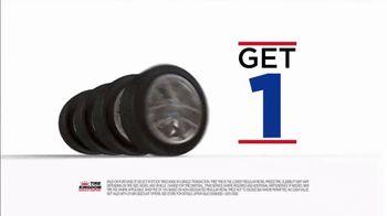Tire Kingdom TV Spot, 'Buy Three, Get One Free: $50 Mail-In Rebate' - Thumbnail 2