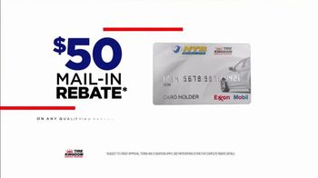 Tire Kingdom TV Spot, 'Buy Three, Get One Free: $50 Mail-In Rebate' - Thumbnail 6