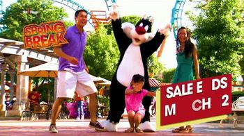 Six Flags Spring Break Sale TV Spot, '65 Percent Off Season Pass' - Thumbnail 9