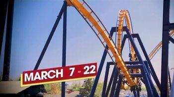 Six Flags Spring Break Sale TV Spot, '65 Percent Off Season Pass' - Thumbnail 2