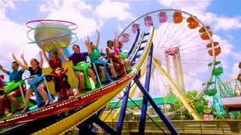 Six Flags Spring Break Sale TV Spot, '65 Percent Off Season Pass'