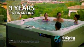 HotSpring Lucky Duck Savings Event TV Spot, 'Endless Fitness Pools' - Thumbnail 3