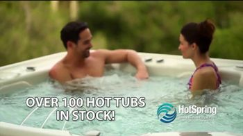 HotSpring Lucky Duck Savings Event TV Spot, 'Endless Fitness Pools' - Thumbnail 5