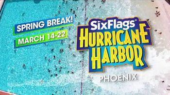 Six Flags Spring Break Season Pass Sale TV Spot, 'Up to 65 Percent' - Thumbnail 2