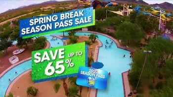 Six Flags Spring Break Season Pass Sale TV Spot, 'Up to 65 Percent' - Thumbnail 5
